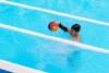 """선수보다 많이 수영하는 수구 볼보이 """"힘들어도 재밌어요"""""""