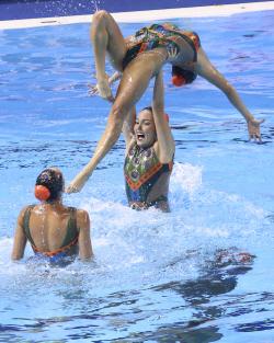 2019 광주세계수영선수권대회, 아티스틱 수영
