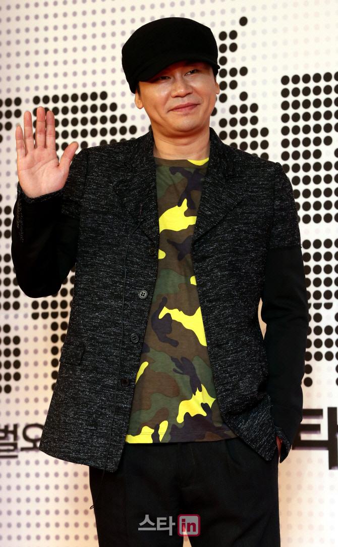 YG, 52주 신저가 기록...양현석 전 대표 입건 영향