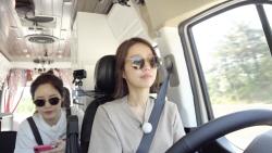 핑클 이진, 방탄소년단 노래에 '돌발행동'