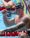 '남자 평영 100m' 英 피티, 광주세계수영 첫 세계新