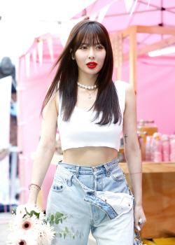 김연아, 현아, 이다희 패션브랜드 행사