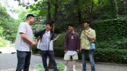 """""""집 가서 공부해!""""…이경규, 김하온·마크 한 끼 출격에 버럭한 이유"""