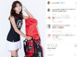 """송지아, 아이돌 데뷔?…박연수 """"딸 꿈은 골프선수"""""""
