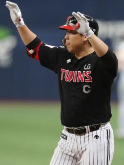 LG 트윈스 김현수, 프리미어12 야구대표팀 '캡틴'