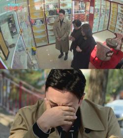 '아빠본색' 김원효, 돌아가신 아버지 생각에 눈물