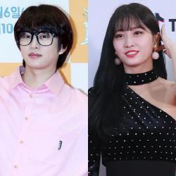 """김희철♥모모, 열애 인정 """"호감 갖고 만나는 사이"""""""