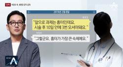 """하정우 측근, """"치료 목적 맞다""""며 병원장과 주고받은 문자 공개"""