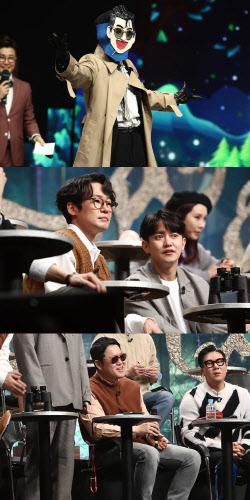 양준일 '리베카' 완벽 재현?…'복면가왕' 낭랑 18세 위협할 8인 무대 공개