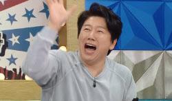 """김수로 """"영화 촬영 중 실명 위기, 청천벽력"""""""