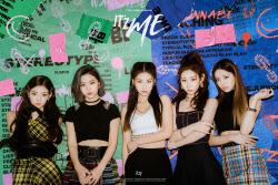ITZY, 3월9일 컴백…신곡 제목은 'WANNABE'
