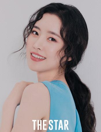 진세연, 러블리 화보