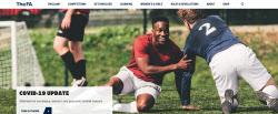 잉글랜드축구협회, EPL·EFL 빼고 리그 전면 중단