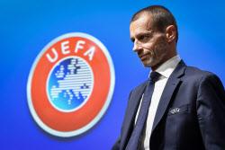 유럽프로축구, 6월 말까지 개재 못하면 시즌 무효 할수도