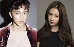 비비안, 연인 쿠시와 한솥밥…가수 데뷔 준비