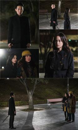 '하이바이, 마마!' 김태희, 퇴마사 양경원과 대치…환생 미션 향방은?