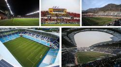K리그 홈구장 열전...가장 축구 보기 좋은 경기장은 어디?