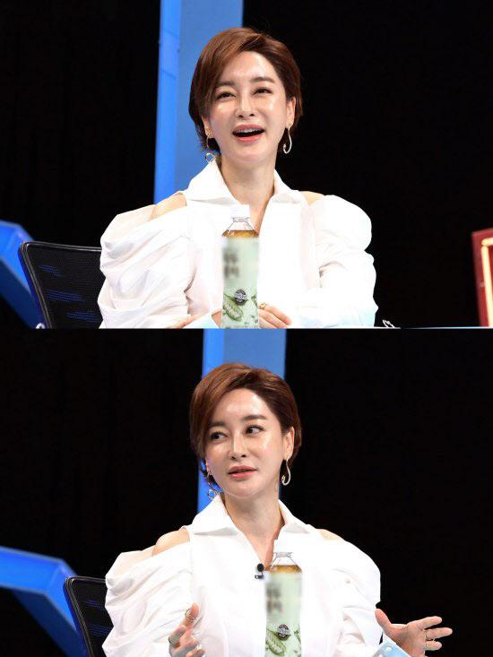 """'동상이몽2' 김혜은 """"치과의사 남편, 이상형과 거리 멀었다"""""""