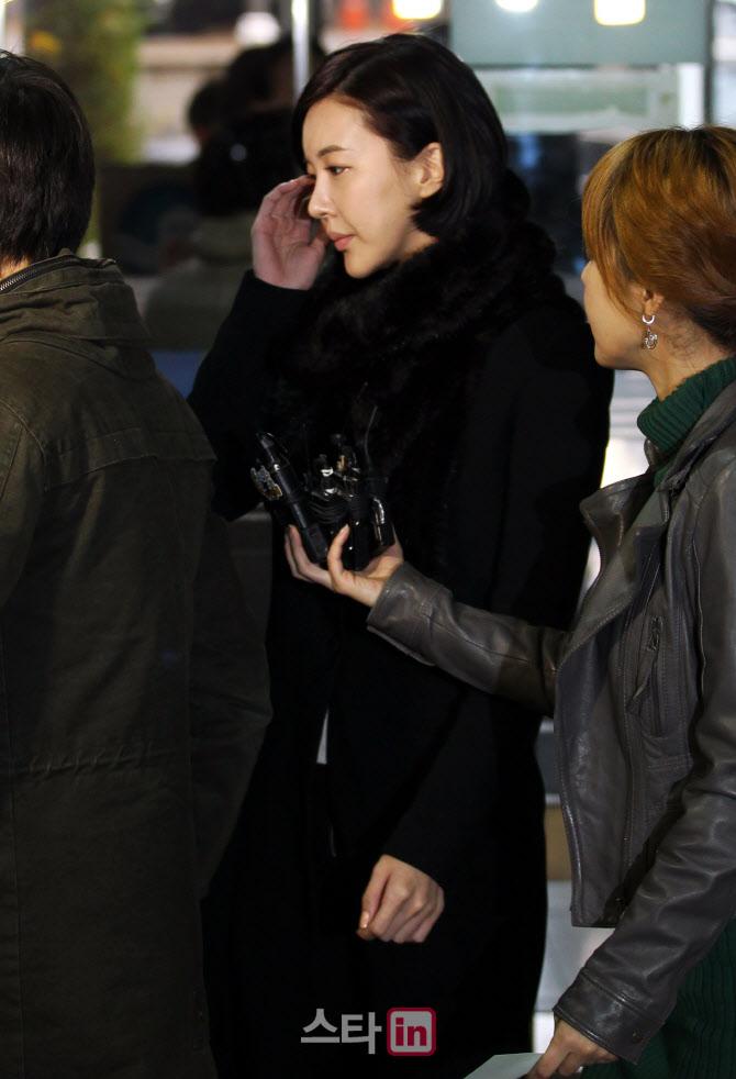 """장미인애 """"더는 대한민국서 배우로 활동 않겠다"""""""