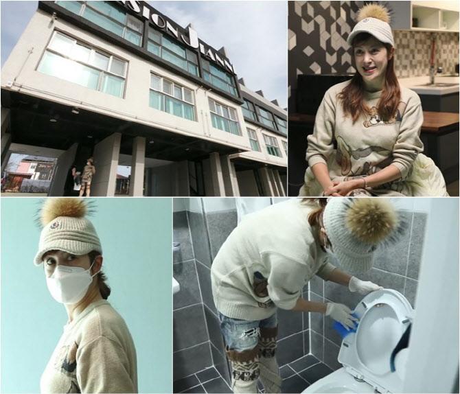 """이지안, 정동진 펜션 공개 """"직접 인테리어 했다"""""""