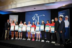 LPGA 시메트라 투어 5개 대회 추가 연기..Q시리즈 90홀 경기로 축소