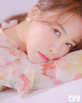 배우 김우린, 패션 화보