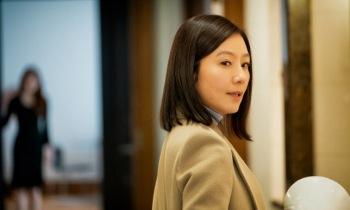 '부부의 세계' 김희애 반격 시작 '박해준·한소희와 삼자대면'