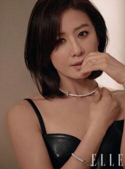 김희애, 독보적인 매력