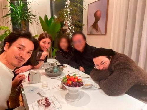 김민준 부부, 한남동 고급빌라 입주 '처남 지드래곤과 이웃'