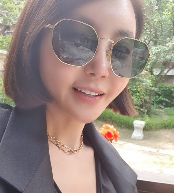 """황혜영 """"10년째 뇌종양 추적 관리… 호전돼 감사"""""""
