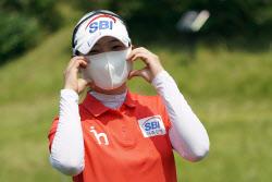 [포토] 이소미 '코로나 이겨내는 마스크 사랑입니다'