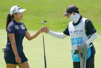 '맥콜 용평리조트 오픈 with SBS Golf' 연습·1R