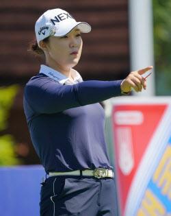 [포토]박신영 '타깃을 결정한다'