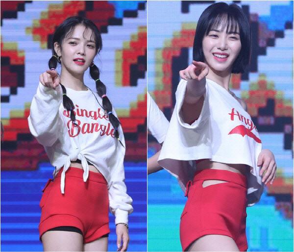 지민, 'AOA' 탈퇴→연예활동 중단(전문)