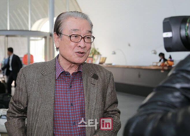 """이순재 """"전 매니저 주장, 모두 인정…사과했다""""(전문)"""
