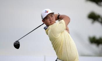 힘과 전략 겸비한 무서운 10대..'김주형식 골프' 통했다