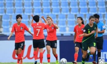 U-20 여자축구대표팀, 13일부터 올해 첫 소집훈련 실시