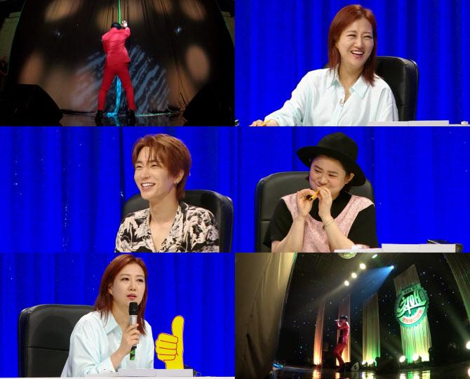 '최애 엔터테인먼트', 송가인 제치고 1등 거머쥔 실력파 등장