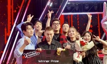 '골든' 김지현, '보이스 코리아 2020' 영예의 우승