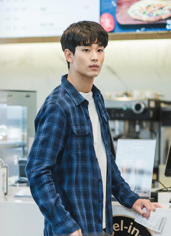 '사이코지만 괜찮아' 김수현, 서예지 팬 최다니엘 등장에 질투 폭발