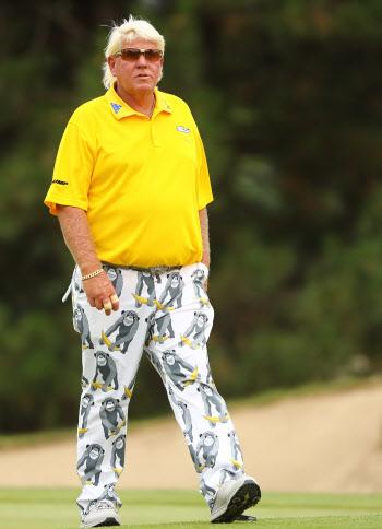 존 댈리, 코로나19 감염 우려에 PGA 챔피언십 포기