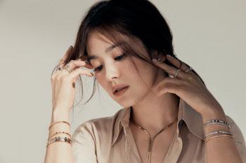 송혜교, 패션 화보