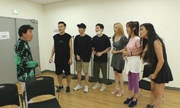 '보이스트롯' 김학도, 코미디 녹화 중 父 임종 접한 사연 '오열'