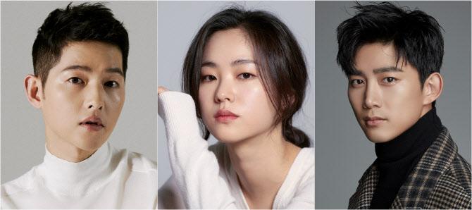 '빈센조' 송중기x전여빈x옥택연 촬영 돌입…핫한 다크히어로물 )