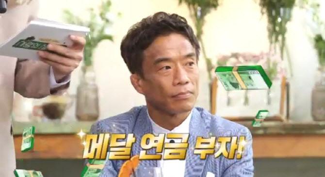 """사랑 찾기 나선 심권호 """"2000년이 마지막 연애"""""""