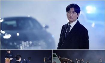 '비밀의 숲2' 첫방 D-day…포문 열 '통영사고' 현장 스틸