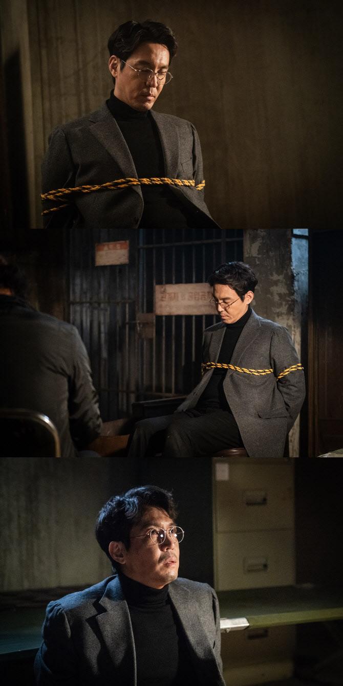 '앨리스' 최원영 납치→포박된 채 기절…일촉즉발 위기↑