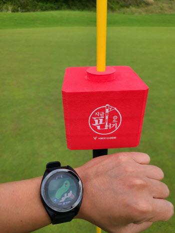[골프특집]수시로 바뀌는 핀 위치, 앱으로 확인..보이스캐디 APL 확대