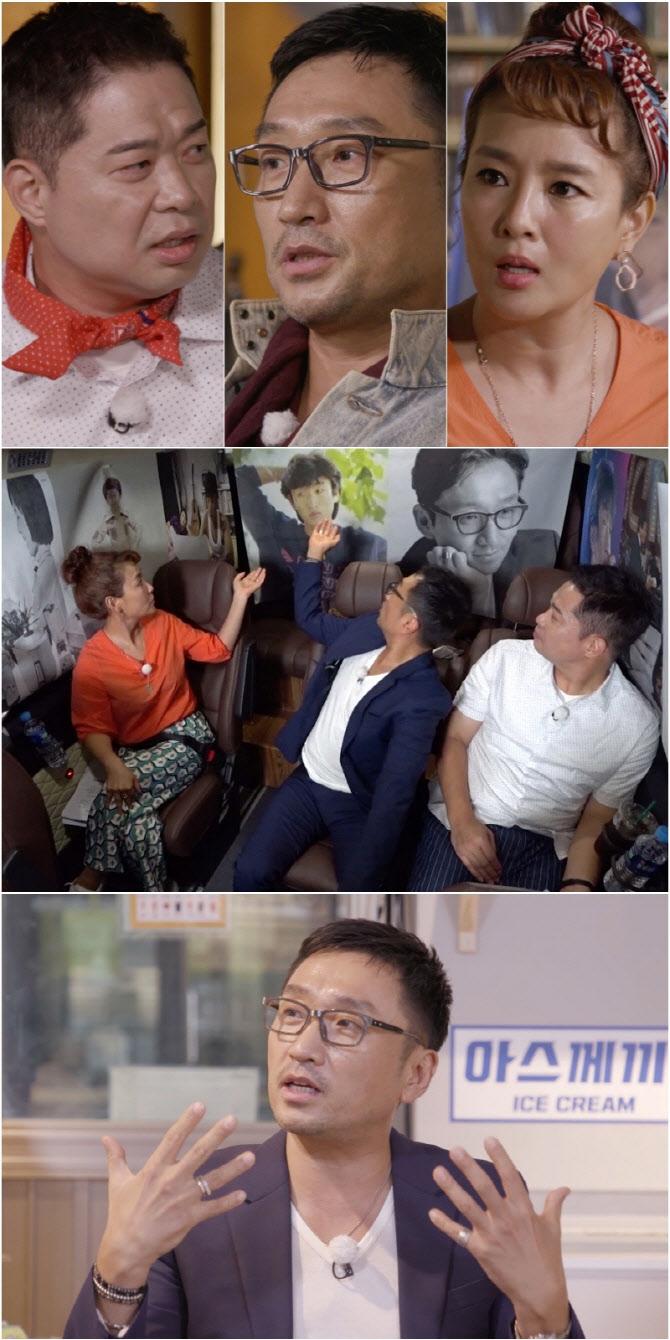 """김승진이 떠돌이 생활하게 된 사연은 """"수면제 2500알을…"""""""