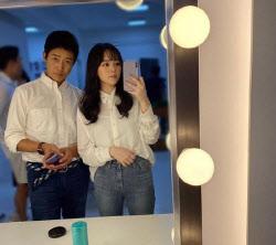 최수종, 미모의 딸과 '찰칵'…하희라 도플갱어 수준